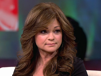 Valerie Bertinelli talks about the infidelity in her marriage.
