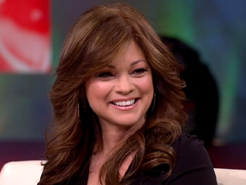 Valerie Bertinelli says she hopes her book will help other women.