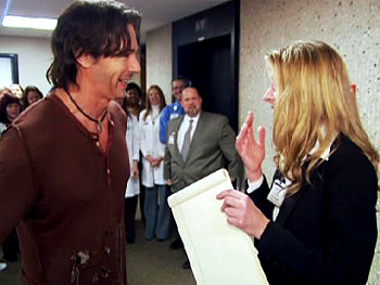 Rick Springfield surprises one of his biggest fans