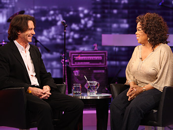 Rick Springfield talks about finding happiness in a fame-filled life.