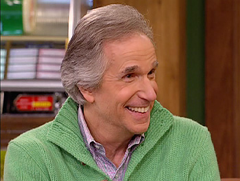 Henry Winkler talks about the impact of Happy Days.