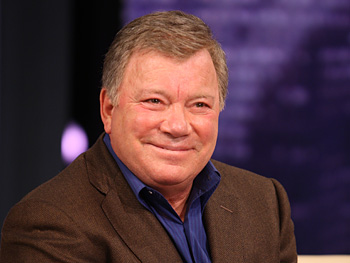 William Shatner's Priceline.com commercials helped him land his role on 'The Practice.'