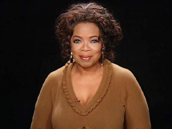 Oprah talks about her first reality series.