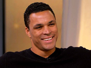 Oprah's Big Give judge Tony Gonzalez
