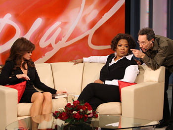 Valerie Bertinelli, Oprah and Dean