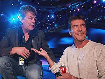 David Foster and Simon