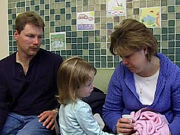 Amy, Randy and their daughter, Madelaine