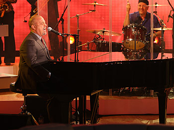 Billy Joel performs 'Only the Good Die Young.'