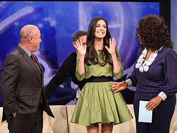 Billy Joel, Katie Joel and Oprah