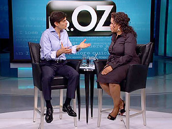 Dr. Oz offers suggestions for insomniacs.