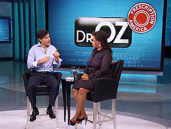 Dr. Oz announces his new prescription for America.