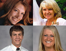 Memorializing the five people who died in the accident.