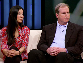 Lisa Ling goes undercover with animal activist Bill.