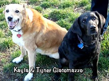 Kayla and Tyner Giacomazzo