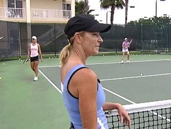 Chris Evert talks about her life now in Florida.