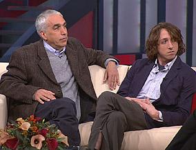 David and Nic Sheff