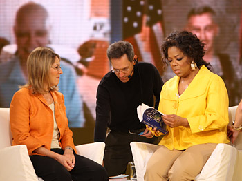Elizabeth Lesser, Dean and Oprah