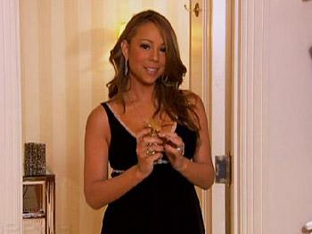 Mariah Carey's lingerie closet