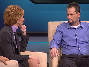 Martha Beck tells Tony that shame and fear are driving his addiction to cigarettes.
