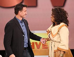 Oprah's Big Give winner Stephen Paletta