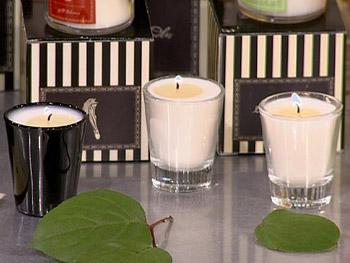 Sandra Bullock's Bessence candle