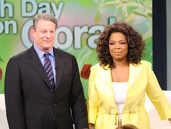 Al Gore won the 2007 Nobel Peace Prize.