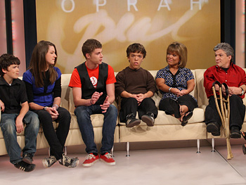 The Roloff family talks about filming their show.