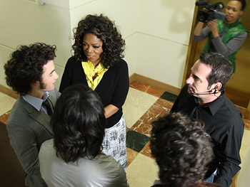 Oprah and the Jonas Brothers