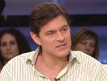 How did Dr. Oz miss Wendie's addiction?