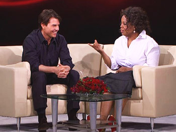 Tom Cruise on the advice he'd give his younger self