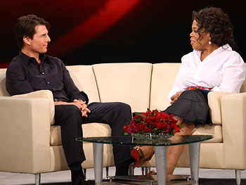 Tom Cruise talks about 'Born on the Fourth of July.'