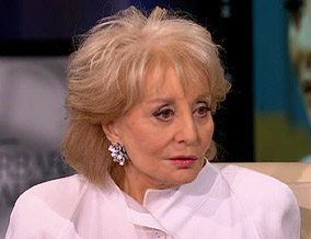 Barbara Walters talks marriage
