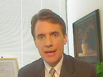 CNN reporter David Mattingly
