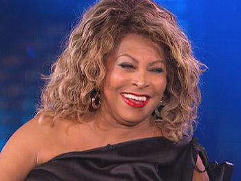 Tina Turner announces her tour.