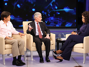 Dr. Oz and Dr. Brian Weiss