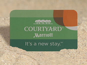 Courtyard by Marriott gift card