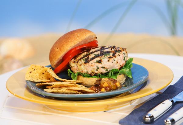 Mar-a-Lago Turkey Burger