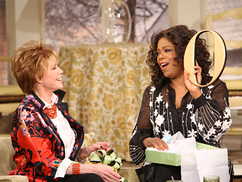 Mary Tyler Moore surprises Oprah again.