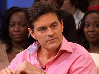 Dr. Oz explains what OCD is.