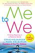 'Me to We' by Craig Kielburger and Marc Kielburger
