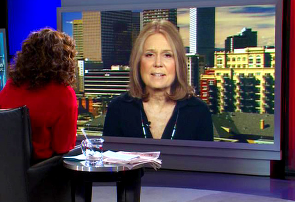 Gloria Steinem and David Gergen talk about President-elect Barack Obama's presidential campaign.