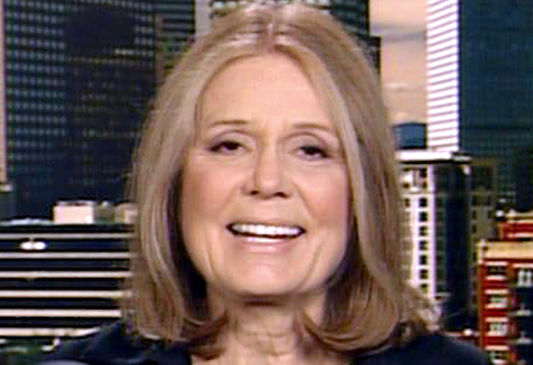 Gloria Steinem on her article about Governor Sarah Palin