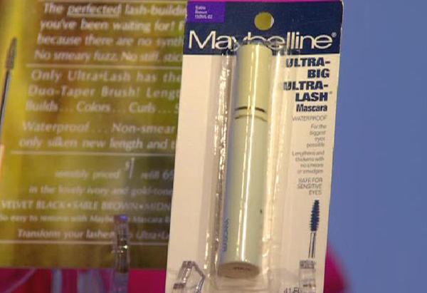 Maybelline Ultra Lash Mascara