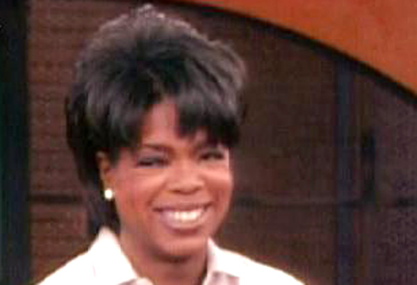Oprah's hair in 1997