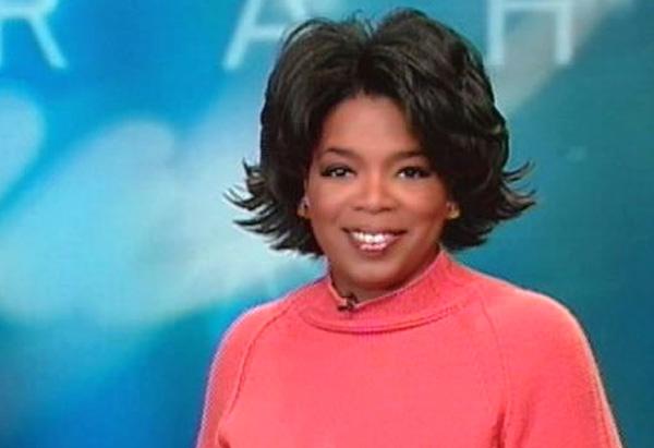Oprah's hair in 2003