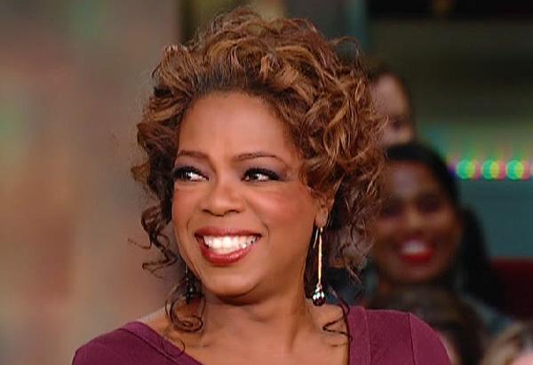 Oprah's hair in 2007