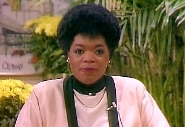 Oprah's audition tape