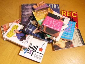 G Boutique's erotic books