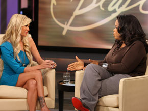 Jenna Jameson and Oprah