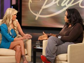 Jenna Jameson and Oprah